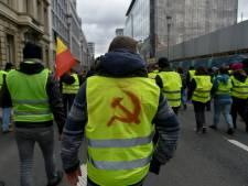 """Les gilets jaunes à Bruxelles ce dimanche pour dénoncer la """"dictature européenne"""""""