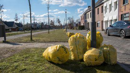 Laat afval vandaag nog buiten staan