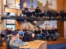 Vissers massaal naar Tweede Kamer om pulsvisserij te redden