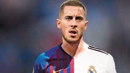 Barcelona mikt op Eden Hazard, eerste contacten met entourage al gelegd