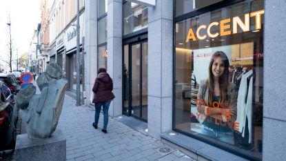 Stad niet echt blij met uitzendkantoor in winkelstraat