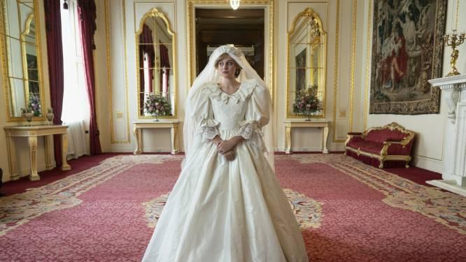 """INTERVIEW. Emma Corrin doet prinses Diana herleven in 'The Crown': """"Ik kwam eigenlijk voor een job achter de schermen"""""""