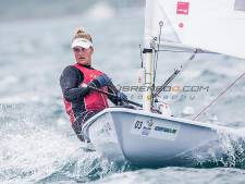 Plasschaert remporte le bronze à l'Euro de voile