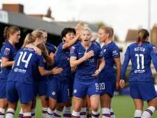 Vrouwen Chelsea kampioen van Engeland ondanks tweede plaats