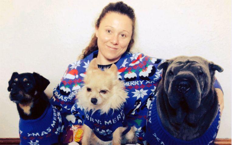 Aldi Kersttrui.Aldi Verkoopt Matchende Kersttruien Voor Jou En Je Hond Het