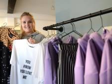 Bij de Almelose kledingwinkel van Demi is S niet ineens een XL