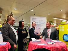 Bij Plus Van Gurp in Roosendaal kun je dementievriendelijk boodschappen doen