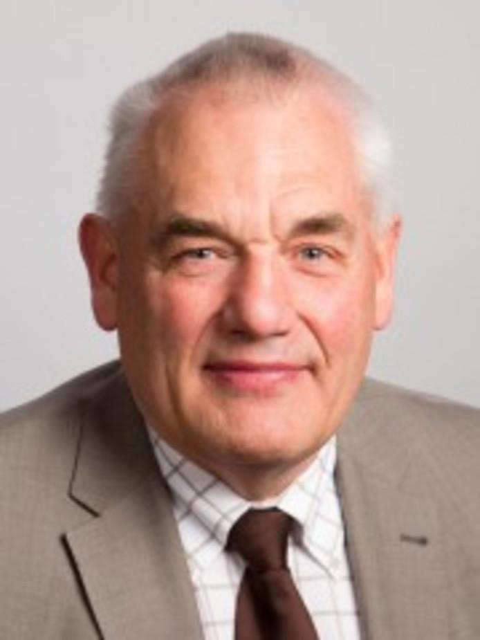 Jan Jonkers, fractievoorzitter van Algemeen Belang in Oisterwijk