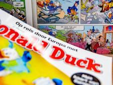 Donald Duck blijft 'gewoon' op de mat vallen
