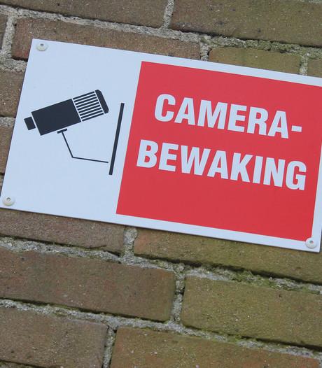 Camerabeveiliging in gemeentehuis Alphen