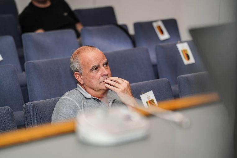 Alain Mahieu uit Oostkamp is voortaan lid van de Fanboard van de Rode Duivels.
