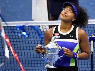 """US Open-winnares Naomi Osaka heeft het hele pakket om wereldster te worden: """"Ik hoop dat ik Kobe trots heb gemaakt"""""""