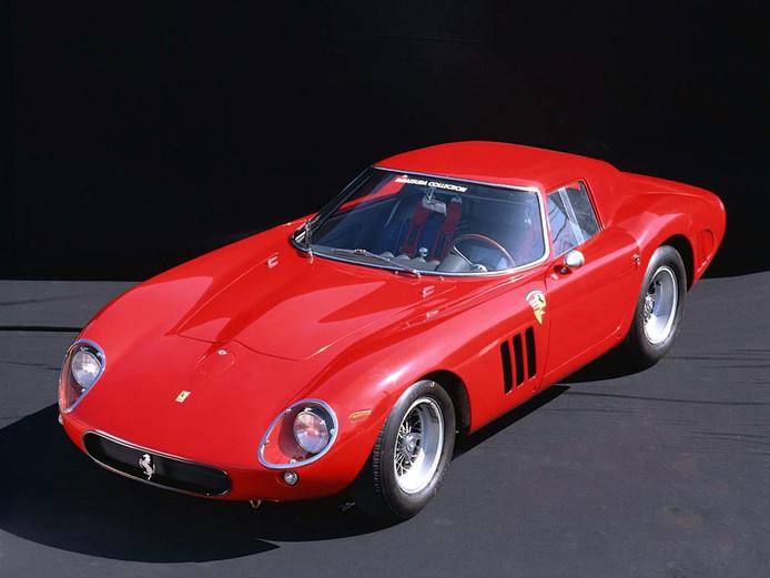 Ferrari 250 GTO: er rolden er maar 39 van de band.