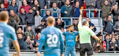 Aanklager KNVB seponeert rode kaart Pröpper