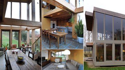 Niet alle Belgen hebben baksteen in de maag: dit prachtige huis is van stro