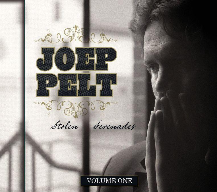De cover van het nieuwste album van Joep Pelt. Beeld