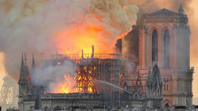 """Inferno Notre-Dame en nog tien andere historische rampen tijdens """"de wreedste week"""""""