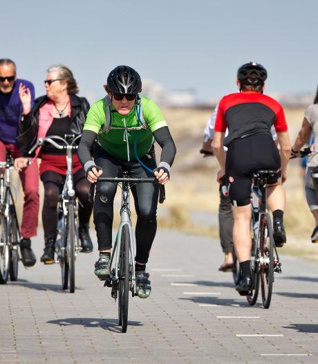 Geen recreatief fietspad door het Oostduinpark