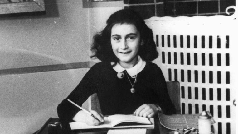 Archieffoto van Anne Frank. Beeld AP