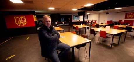 Apeldoornse sportclubs reageren ontzet op sluiten sportkantine en uitsluiten publiek