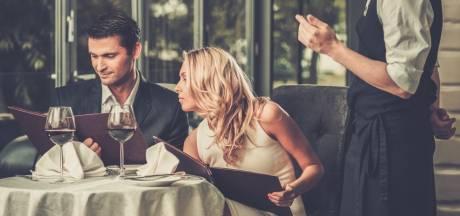 Restaurant krijgt fikse boete vanwege discriminerend 'vrouwenmenu'