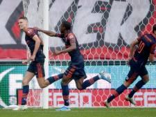 RKC'er Van Weert baalt van late doelpunten FC Twente: 'Hadden het over de streep moeten trekken'
