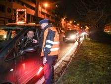 Tien chauffeurs onder invloed van drugs