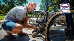 Zo smeer je je ketting en dit steek je in je zadeltas: Tom toont hoe je jouw fiets voorbereidt voor de 'Ronde van HLN'