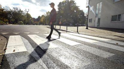 Enkel in Portugal en Italië sterven er meer voetgangers in het verkeer dan in België