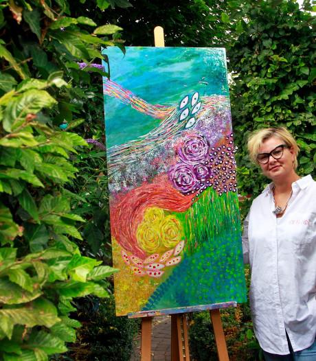 Expositie bij Arti-Tof: 'Je moet kunnen erkennen dat je geen Van Gogh bent'