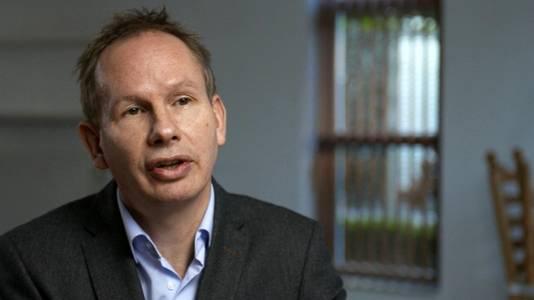 Rob Mulder van vereniging Eigen Huis.