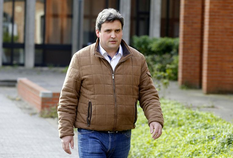 Peter Gyselbrecht is door de raadkamer doorverwezen naar de correctionele rechtbank.