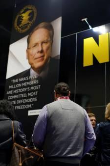 Amerikaanse wapenclub NRA ligt steeds meer onder vuur