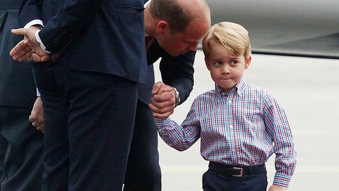 Des messages encourageant une attaque envers le prince Georges ont circulé parmi les sympathisants de l'Etat islamique.
