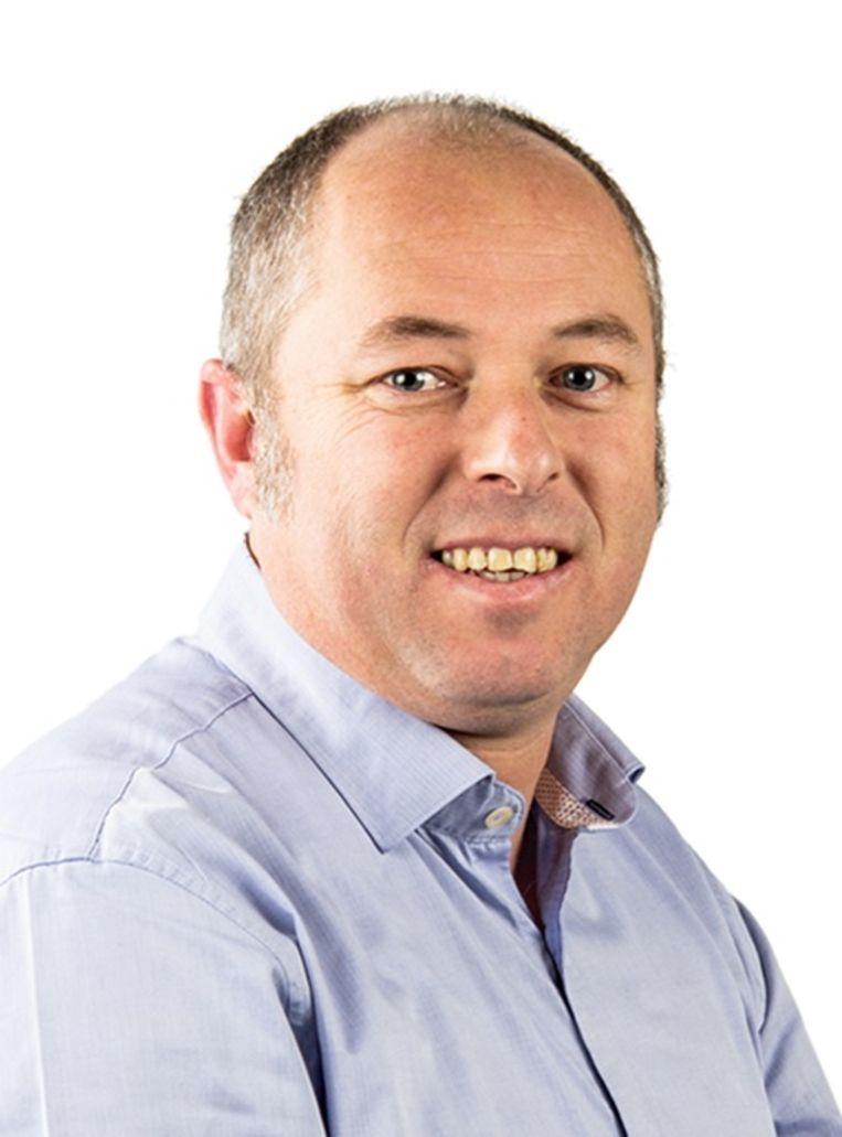CD&V-fractievoorzitter Bert Verbessem