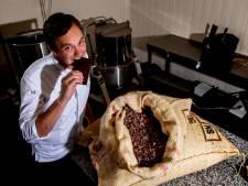 Na zijn ziekte zei Mark (39) uit Ermelo de horeca vaarwel en ging hij zelf chocola maken: 'Goedkope repen zijn niet te vreten'