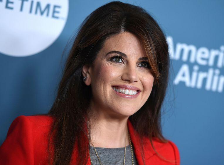 Monica Lewinsky in december 2018.  Beeld Jordan Strauss/Invision/AP