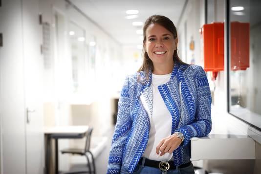 Manja Lubberhuizen blikt terug op een bewogen periode in het basisonderwijs.