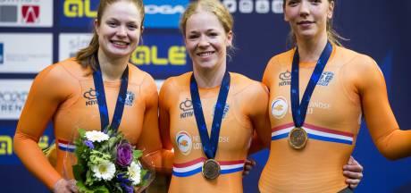 Lamberink en Braspennincx winnen brons
