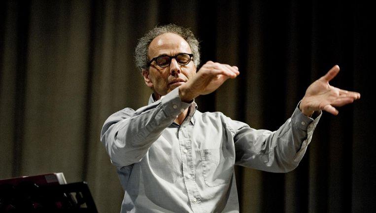 Dirigent Ed Spanjaard Beeld An-Sofie Kesteleyn