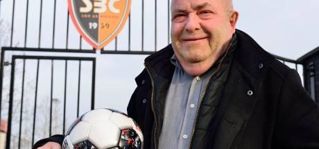 Bill Huddleston Slater (1947-2019) - Voetballend Son moet verder zonder Mister SBC