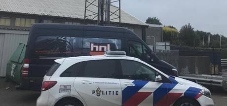 Zendmast van Twente FM per ongeluk uit lucht gehaald: 'Dachten dat het piraat was'