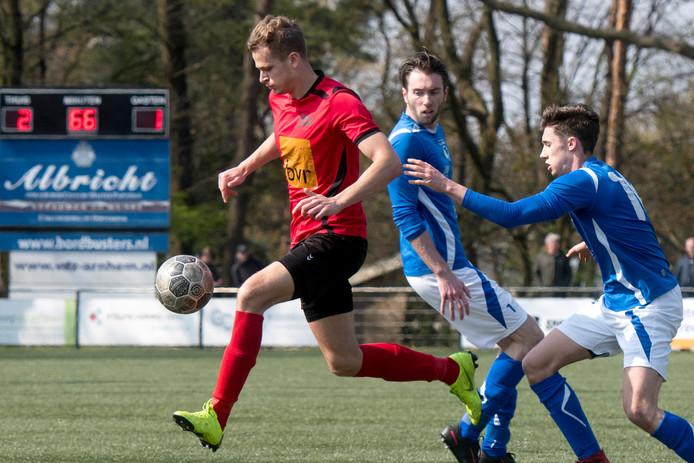 OBW speelt donderdagavond in poule 4 tegen Groessen.