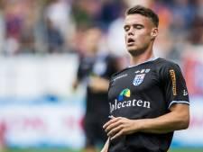 Van Crooij terug in de basis bij PEC Zwolle, ook Lachman en Bouy spelen