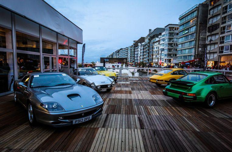 Bonhams veiling Zoute Grand Prix: Ferrari 550 Maranello voor 66.700 euro , Porsche 930 verkocht voor 117.300 euro