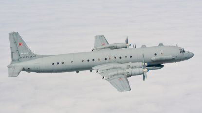 Syrische luchtverdediging haalt per ongeluk Russisch militair vliegtuig neer