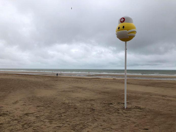 Oostende plaatst nieuwe zeemoji's.