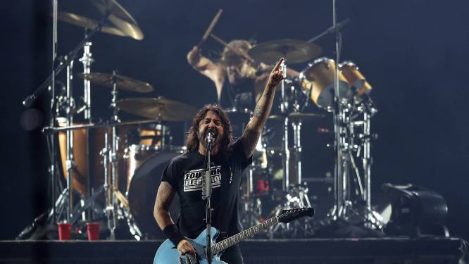 Foo Fighters maken comeback en kondigen tiende plaat aan