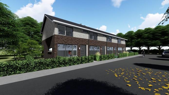 OFW moderniseert momenteel 48 woningen in de Swifterbantse Spelwijk. Nieuw bouwen wordt een hele toer, door de stijgende kosten.