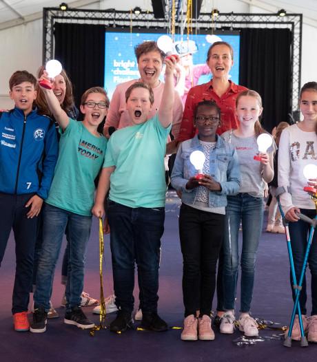 Zwolse en Kampense school winnaars Shell-'bright ideas challenge'